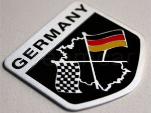 Metal Germany Emblem 3